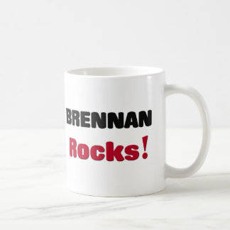 Brennan Rocks Mugs