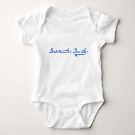 Brennecke Beach Hawaii Classic Design T Shirts