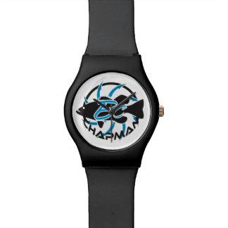 Brent Chapman Fishing Logo Watch