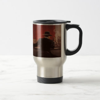 Brent lynch cigar bar coffee mug