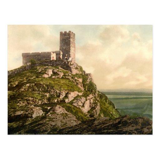 Brentor, Dartmoor, Devon, England Post Cards