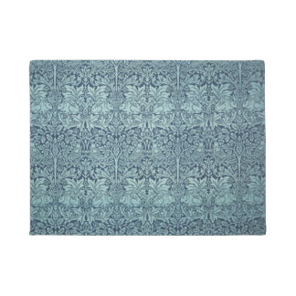Brer Rabbit by William Morris, Textile Pattern Doormat