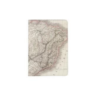 Bresil - Brazil Passport Holder