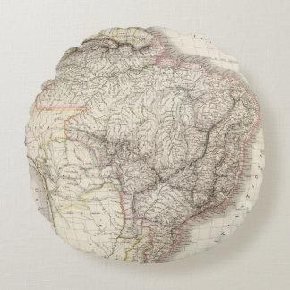 Bresil - Brazil Round Cushion