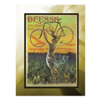 Bresse, Bicycle shop Postcard