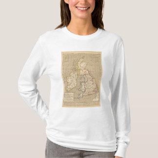 Bretagne Anglo Saxonne, 600 ans apres Jesus Christ T-Shirt