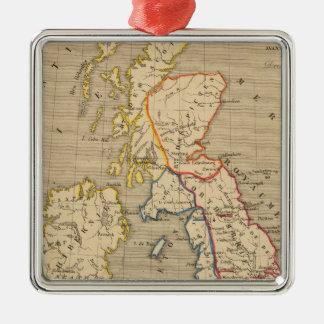 Bretagne Anglo Saxonne, 800 ans apres JC Christmas Ornament
