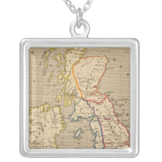 Bretagne Anglo Saxonne, 800 ans apres JC Silver Plated Necklace