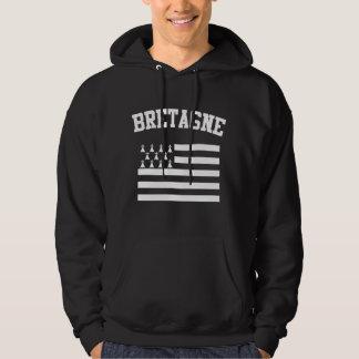 Bretagne Flag Hoodie