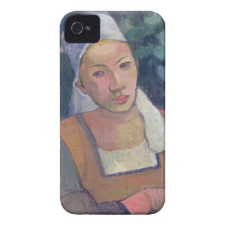 Breton Peasants, 1894 (oil on canvas) iPhone 4 Cover