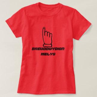 breuddwydion melys - sweet dream T-Shirt