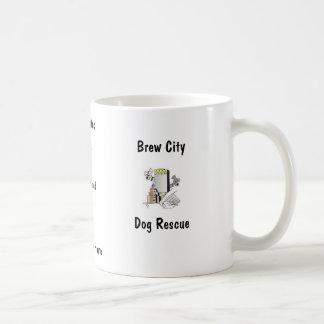 Brew City Dog Rescue Coffee Mug