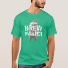 Brew Master Beer Bear T-Shirt