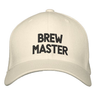 Brew Master Baseball Cap