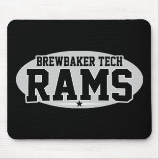 Brewbaker Tech; Rams Mouse Pad