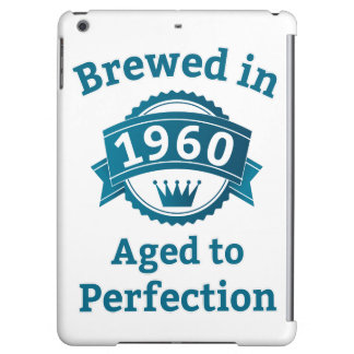 Brewed in 1960 Aged to Perfection