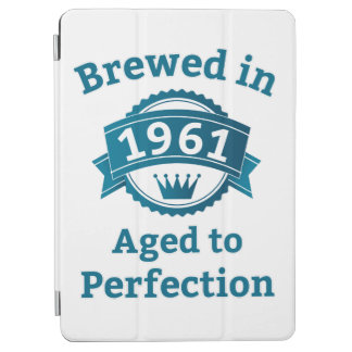 Brewed in 1961 Aged to Perfection iPad Air Cover