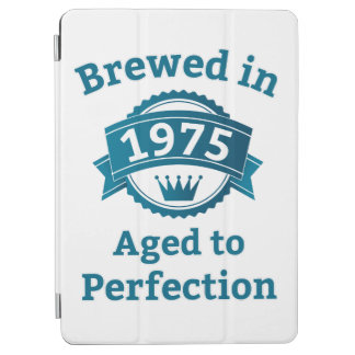 Brewed in 1975 Aged to Perfection iPad Air Cover