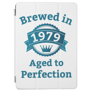 Brewed in 1979 Aged to Perfection iPad Air Cover