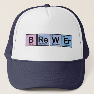 Brewer made of Elements Trucker Hat