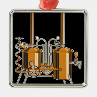 Brewery Christmas Ornament