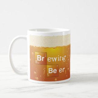 Brewing Beer Coffee Mugs