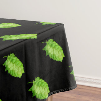 Brewmaster's Table: Hops Tablecloth
