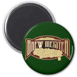 BrewMeister 6 Cm Round Magnet