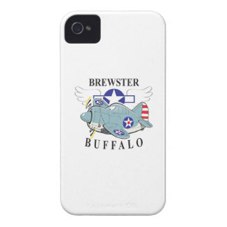 brewster buffalo Case-Mate iPhone 4 cases