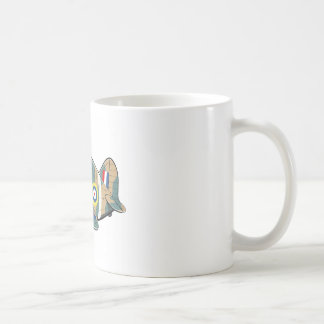 brewster buffalo coffee mug