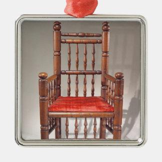 Brewster Chair Christmas Ornament