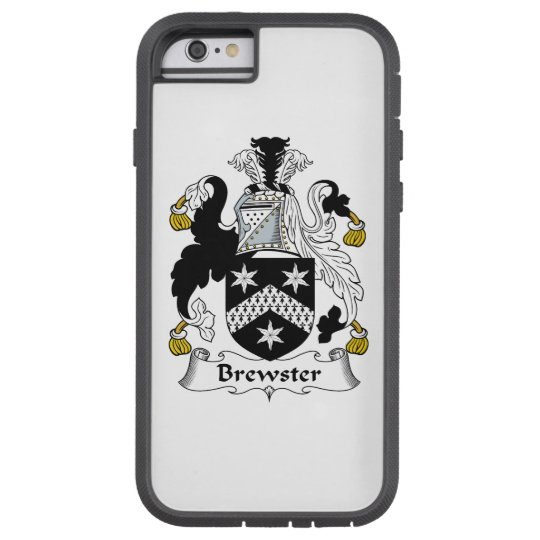 Brewster Family Crest Tough Xtreme iPhone 6 Case
