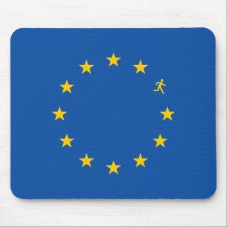 Brexit EU flag Mouse Mat