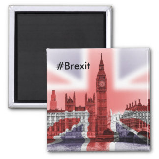 Brexit fridge magnet