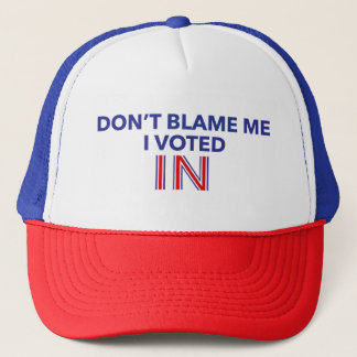 Brexit Hat / Cap