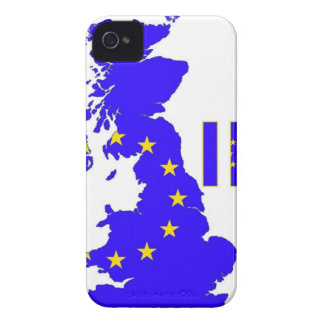 "BREXIT ""IN"" UNION JACK iPhone 4 CASE"