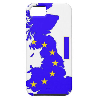 "BREXIT ""IN"" UNION JACK iPhone 5 COVERS"