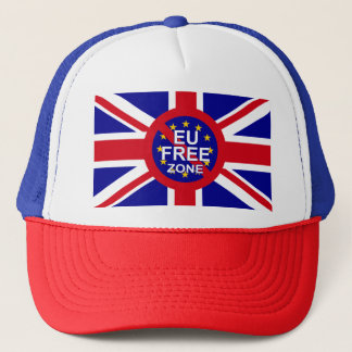 Brexit / Independence Day Trucker Hat