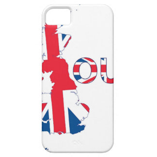 BREXIT OUT UNION JACK iPhone 5 COVER