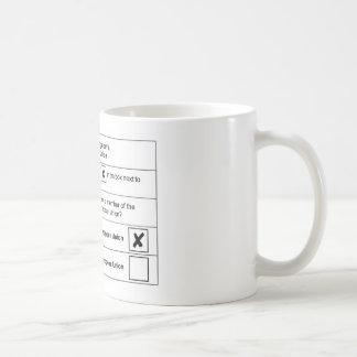 Brexit referendum in UK Coffee Mug