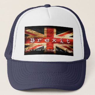 Brexit United Kingdom Trucker Hat