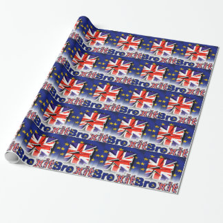 brexit wrapping paper