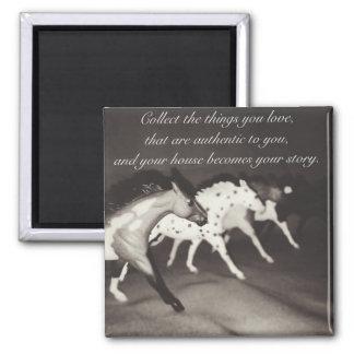 Breyer Model Horse Lover Collector's Magnet