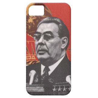 Brezhnev iPhone 5 Case