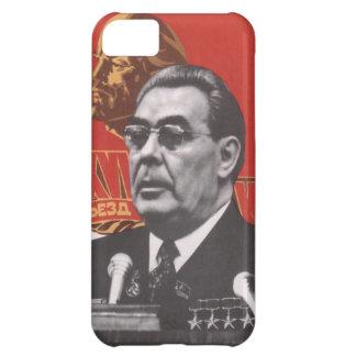 Brezhnev iPhone 5C Case