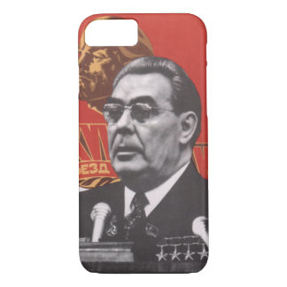 Brezhnev iPhone 7 Case