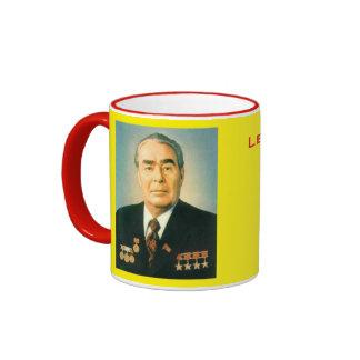 Brezhnev* Portrait Mug