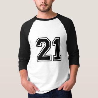 Brian 21 t-shirt