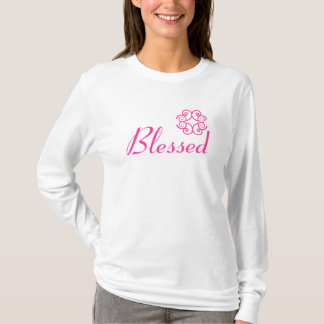 Brian Paul Blessed Female White Hoodie