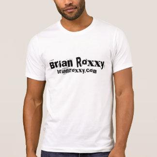 Brian Roxxy, brianroxxy.com Tee Shirt